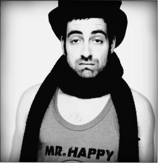 Mr. Happy | Andy Hollingworth