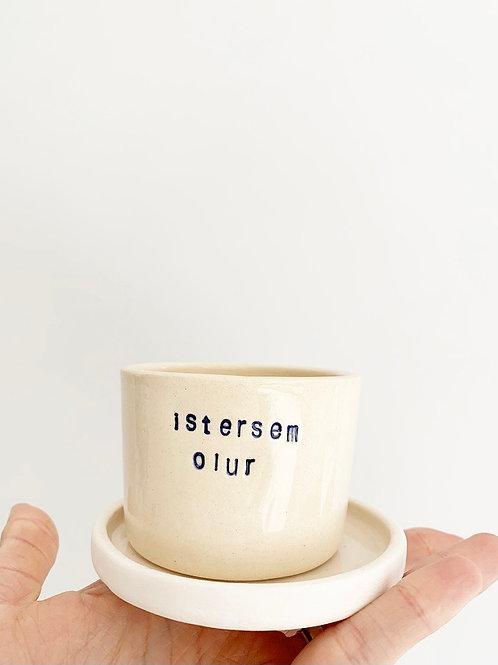 Söyleyeceklerim var l Kahve bardağı