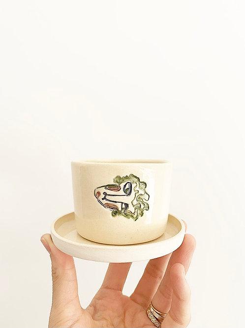 Süslüler l Kahve Bardağı