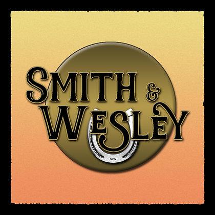 Smith & Wesley Logo Decal