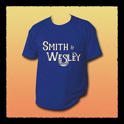 Blue Logo T-shirt