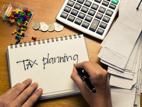 트럼프 세법을 활용한 연말 절세 계획(Year-End Tax Planning)
