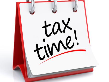 2019년 개인 세금보고 준비하기 (Preparing your income tax return)
