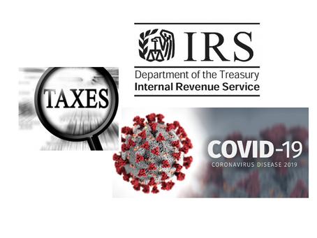 비지니스 오너가 알아야 하는 코로나사태 관련 세법(COVID-19 Tax update) - 4월 12일