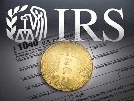암호화폐 거래자들에 대한 IRS 경고서한(Letter 6174-A)