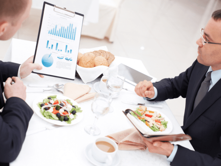 비지니스목적의  접대 또는 식사비용( Meals & Entertainment)의 세금 공제