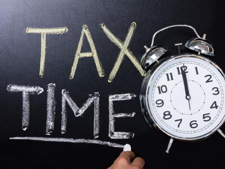 2020년 개인 세금보고 준비하기 (Preparing your income tax return)
