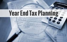 코로나 바이러스 구제법안(CARES ACT)과 바이든 세법 공약을 활용한연말 절세 계획(Year-End Tax Planning)