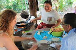 Traditional Mayan gastronomy - Uma Nojoch Keej
