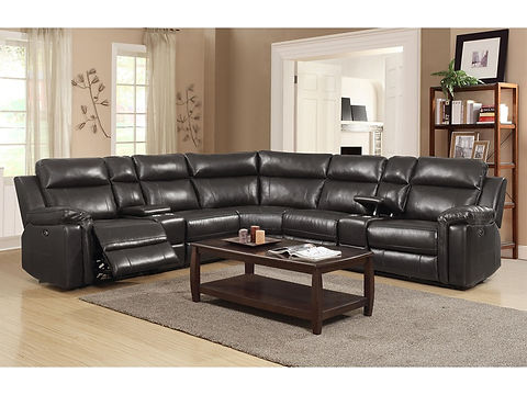 jamestown 7 pc sectional in phoenix magn