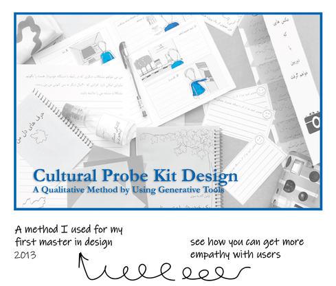 Cultural Probe kit Design