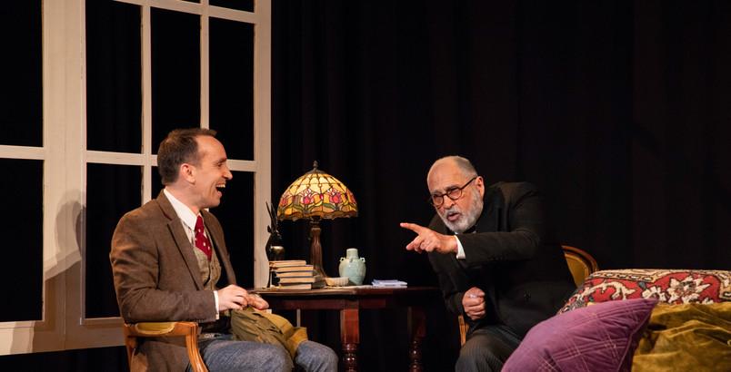 Freud's Last Session (2019)
