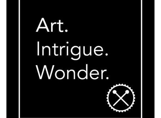 Art. Intrigue. Wonder.