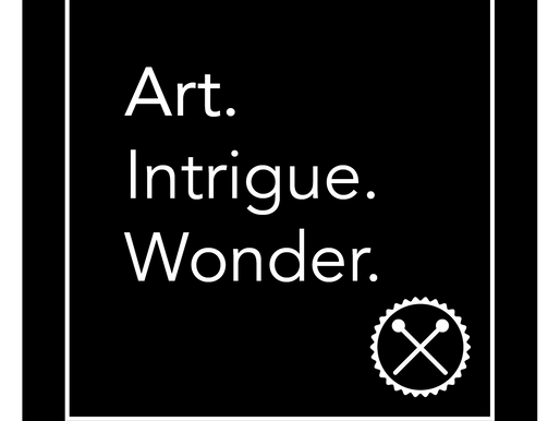 Art. Intrigue. Wonder.