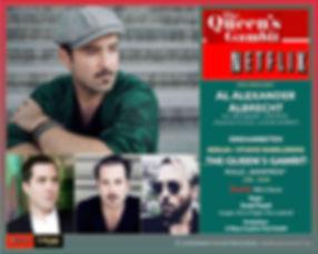 Efas Abs Al Albrecht dreh Netflix Queens