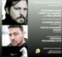 Efas Abs Sascha Gersak & Leonardo Nigro