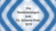 2019-01-16 GRIMME PREIS Nominierungen.jp