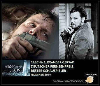 Sascha Gersak Deutscher Fernsehpreis 201