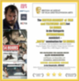 Bafta Awards 2019 Nomination Internation