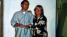 Rolf Sarkis & Margarethe von Trotta