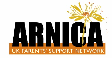 Arnica UK Parents Support Network