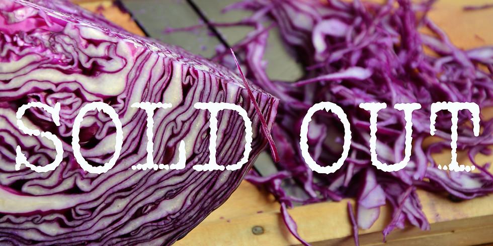 14 Jan Sauerkraut & Kimchi