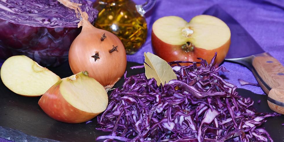 14 Oct Sauerkraut & Kimchi