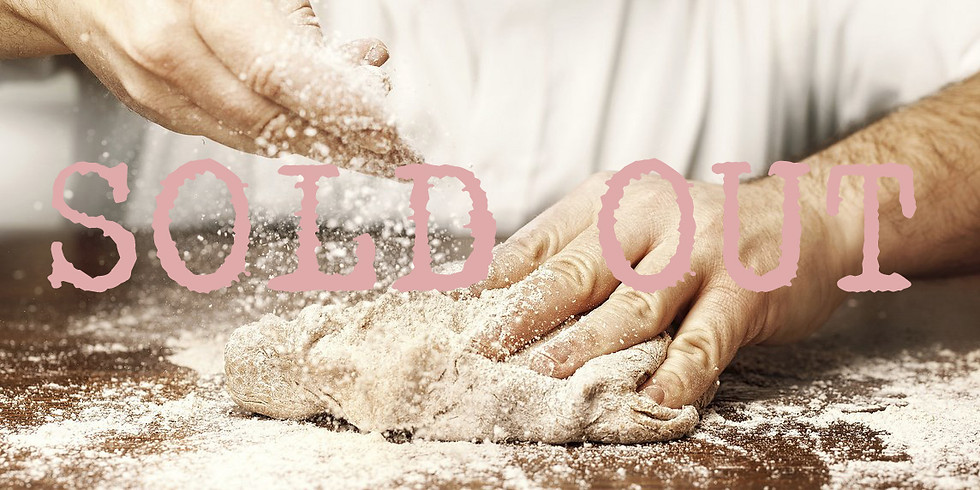 2 Sept Introduction to Sourdough