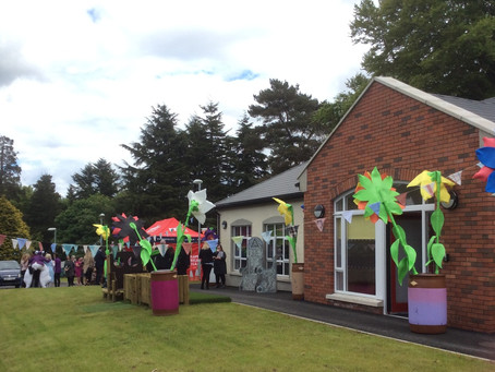 Grand Opening of the Foyle Women's Aid Creche Facilities