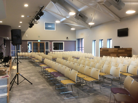 Works Completed at £1.3m Greenisland Baptists Church