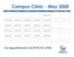 Campus Clinic - May.jpg