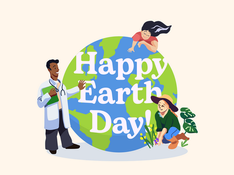Memories of Earth Day 1970