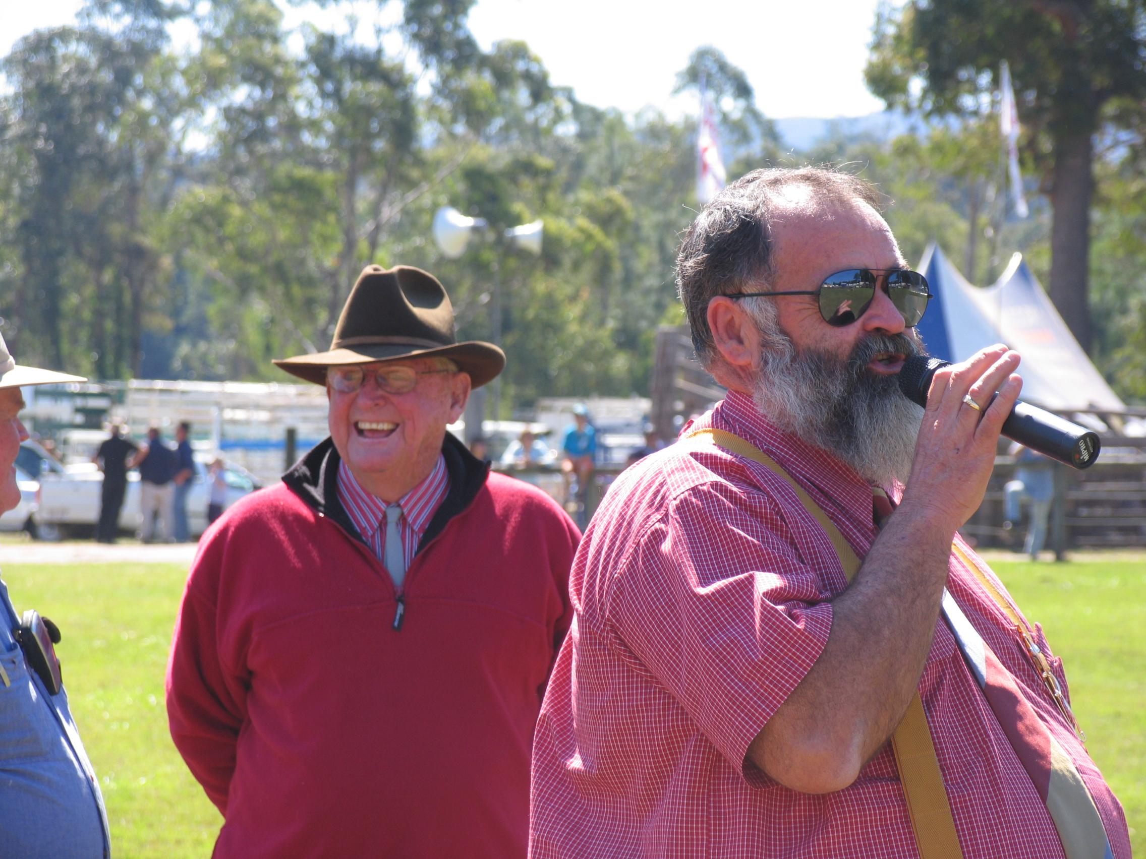 Deputy Mayor and Hendy
