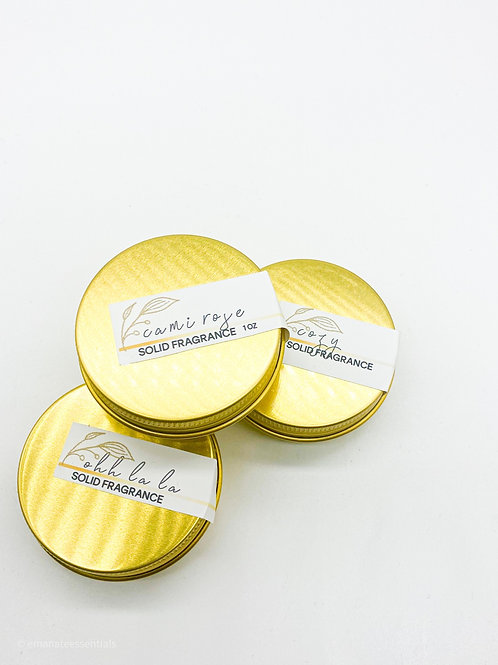 AromaBliss Solid Fragrance