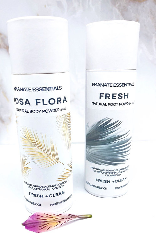 Fresh: Natural Body Powder