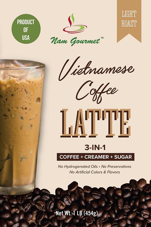 3-in-1 Vietnamese Coffee Latte