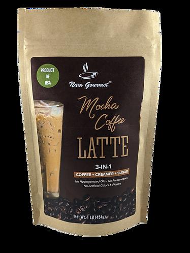 3-in-1 Mocha Coffee Latte