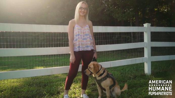 American Humane | Pup4Patriots