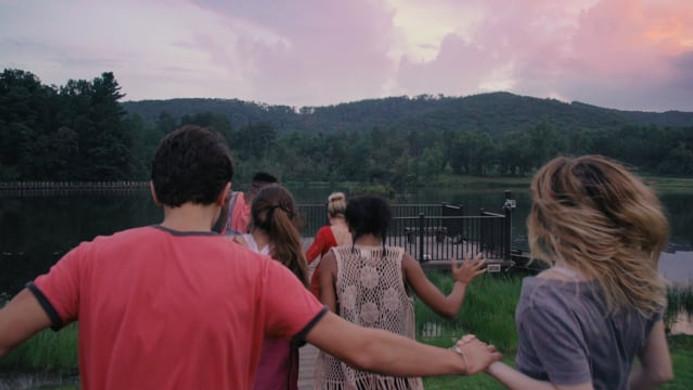"Gavin Degraw ""She Sets the City On Fire"" Dance Film"