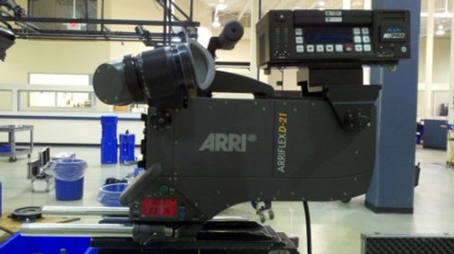 From the Front Line: Arriflex D-21