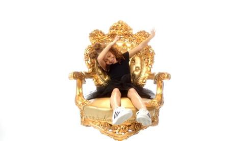 """Pantene """"The Golden Chair"""""""