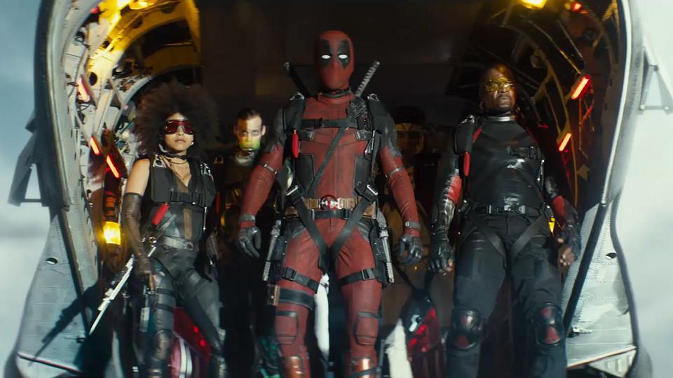 Deadpool 2 + BET