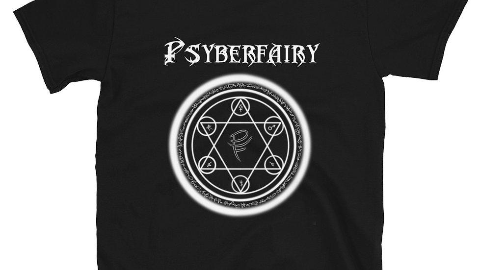 Psyberfairy Sigil T-Shirt