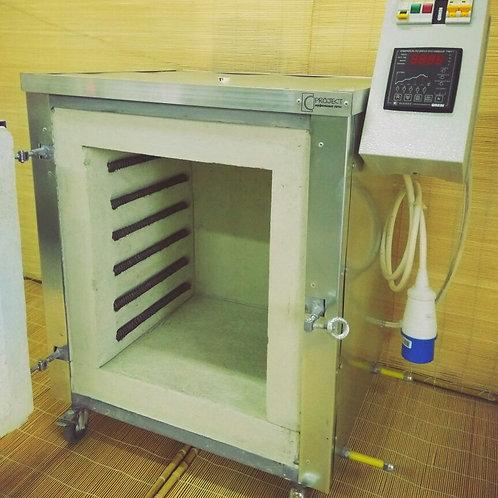 Муфельная печь | 76л | Высокая | 1350°C | 380V