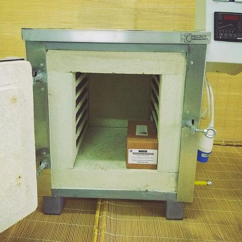 Муфельная печь | 40л | Глубокая | 1350°C | 220V