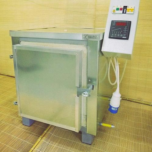Муфельная печь | 40л | Квадратная | 1350°C | 220V