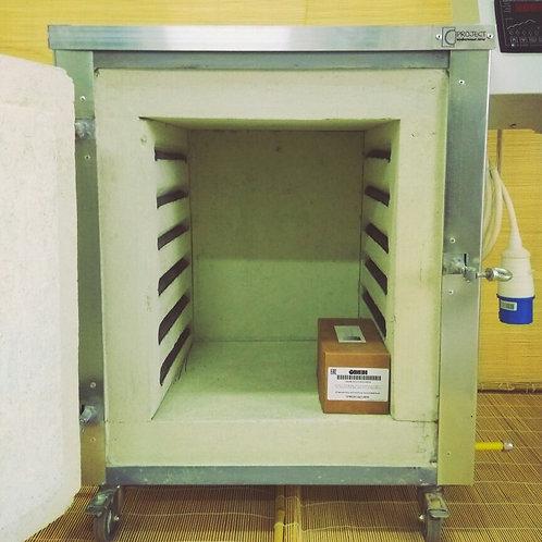 Муфельная печь | 80л | Высокая | 1250°C | 220V