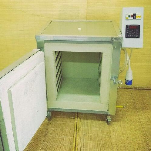 Муфельная печь | 76л | Высокая | 1250°C | 220V