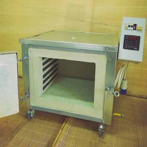 Муфельная печь | 45л | Широкая | 1250°C | 220V