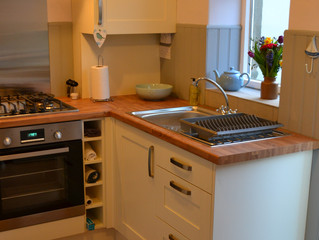 Kitchen finished!